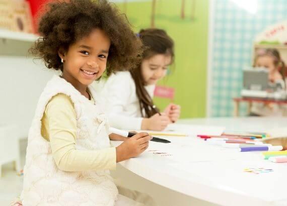 Qual a importância da arte para crianças
