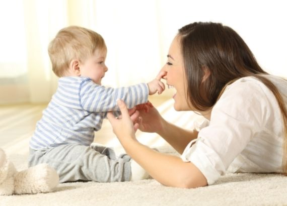 desenvolvimento dos sentidos dos bebês. Desenvolvimento do olfato