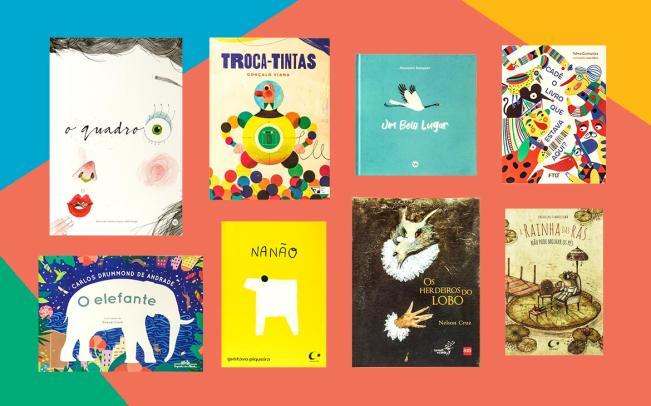 Livros infantis para a leitura em família com as crianças