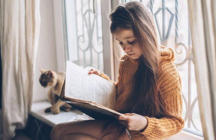 8 livros para crianças de 12 anos amarem ler