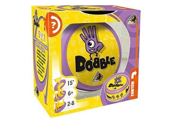 Conheça jogos de tabuleiro para família. Dobble