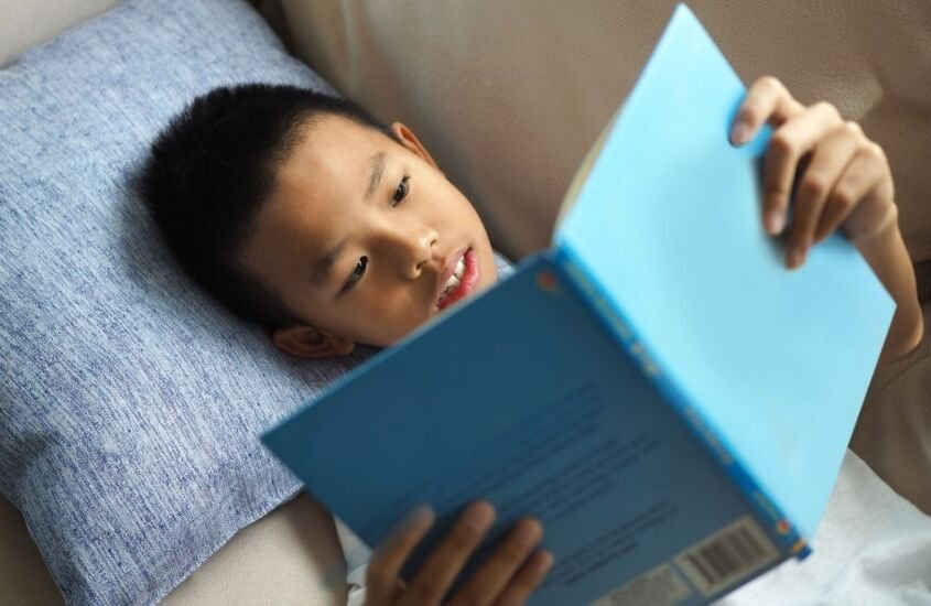 Livros para crianças de 8 anos amarem ler