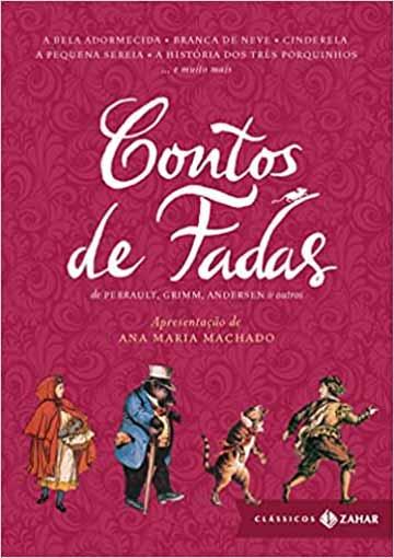 livros com a chapeuzinho vermelho: contos de fadas ana maria machado