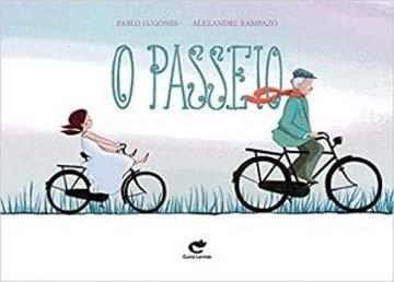 Livros paternidade: O passei do alexandre Rampazzo e Pablo Lugones