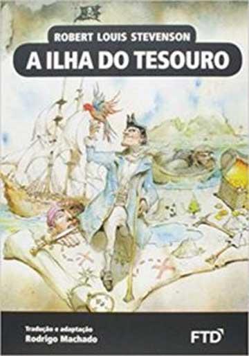 livros para pensar sobre diferentes pontos de vista: a ilha do tesouro