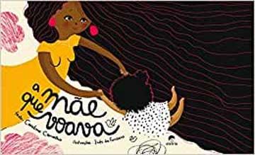 A mãe que voava (escritora Caroline Carvalho, ilustrações Inês da Fonseca, editora Aletria)