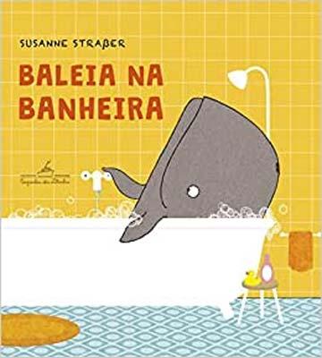 Histórias de animais: baleia na banheira