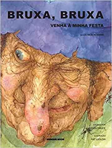livros de animais: Bruxa, Bruxa venha à minha festa