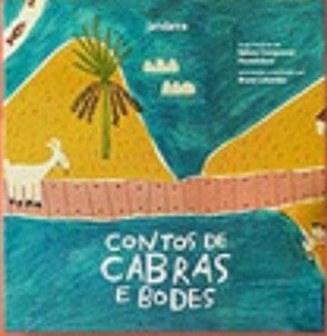 Livros maravilhos para ler com crianças de 3 a 5 anos. Capa do livro Contos de cabras e bodes