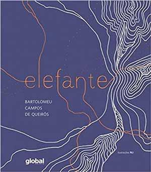 Elefante (escritor Bartolomeu Campos de Queirós, ilustrações Bruno Novelli, editora Global)