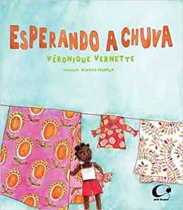 Esperando a chuva (autora Véronique Vernette, tradutor Renato Pedrosa, editora Pulo do Gato)