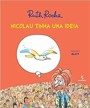 livros sobre política: nicolau tinha uma ideia Ruth Rocha