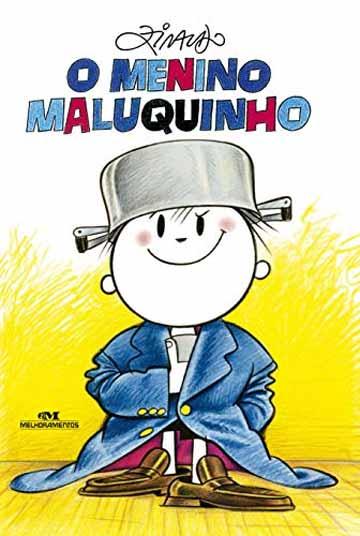 Livros do Ziraldo - O Menino Maluquinho