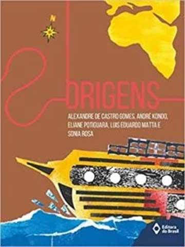 Origens (diversos escritores, ilustrações Fabio Maciel, Editora do Brasil)