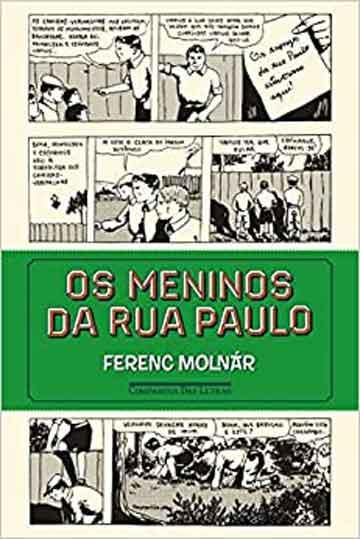 Livros sobre política: meninos da rua paulo