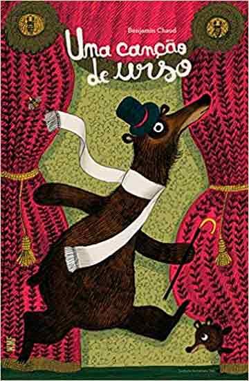 livros para crianças de 3 a 5 anos: canção-de-urso